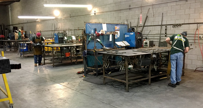 Metal Fabrication And Finishing Services In Phoenix Az