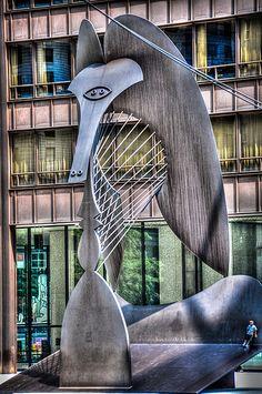 Chicago Picasso, Chicago, IL